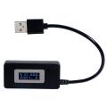 Тестер USB KCX-017 3-15v