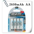 Аккумуляторы Ansmann 2850mAh