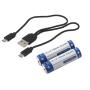 Аккумулятор KeepPower 1950mAh Li-ION 1.5v