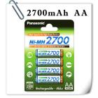 Аккумуляторы Panasonic 2700mAh