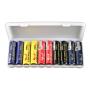 Бокс (кейс) KeepPower для 10 незащищенных аккумуляторов 18650