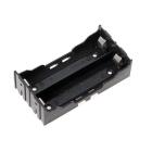 Батарейный отсек (держатель батарей) 2x18650 с контактами для пайки