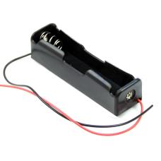Батарейный отсек (держатель батарей) 1xAAA с проводами