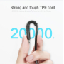 Кабель USB - micro USB FLOVEME 0,3м