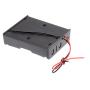 Батарейный отсек (держатель батарей) 3x18650 с проводами