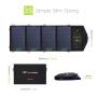 Зарядное устройство на солнечных батареях ALLPOWERS AP-SP5V18W