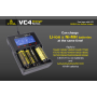 Зарядное устройство XTAR VC4