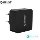 Сетевое зарядное устройство с USB выходом ORICO QTW-1U