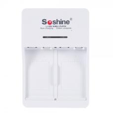 Зарядное устройство Soshine SC-V1(Fe)
