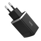 Сетевое зарядное устройство с USB выходом HOCO C42A