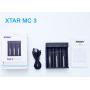 Зарядное устройство XTAR MC3