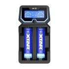 Зарядное устройство XTAR X2