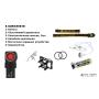 Armytek Wizard WR Magnet USB+18650 /белый-красный свет/