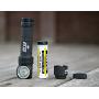 Armytek Elf C2 Micro-USB+18650 /теплый свет/