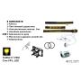 Armytek Tiara C1 Pro Magnet USB+18350 /теплый свет/