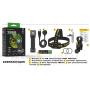 Armytek Wizard C2 Pro Magnet USB+18650 /белый свет/