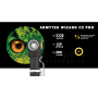 Armytek Wizard C2 Pro v4 Magnet USB+18650 /теплый свет/
